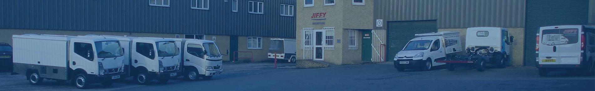 Jiffy Trucks