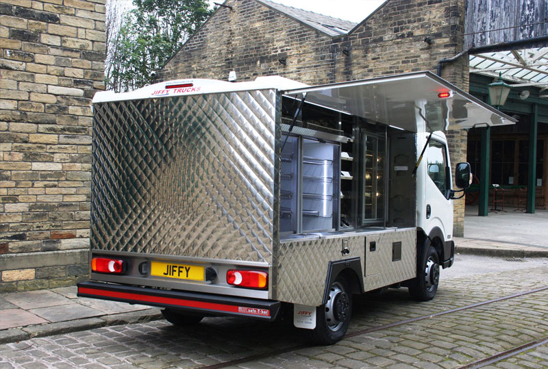 Jiffy Trucks Hot And Cold Snack Catering
